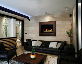 Fireplaces in Oakville
