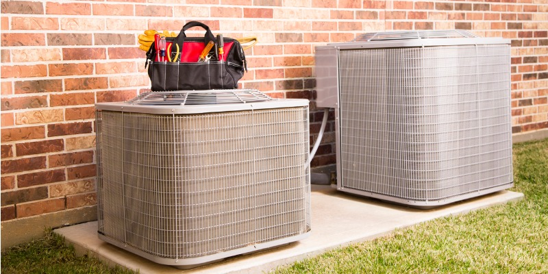 Different Air Conditioner sizes for homes